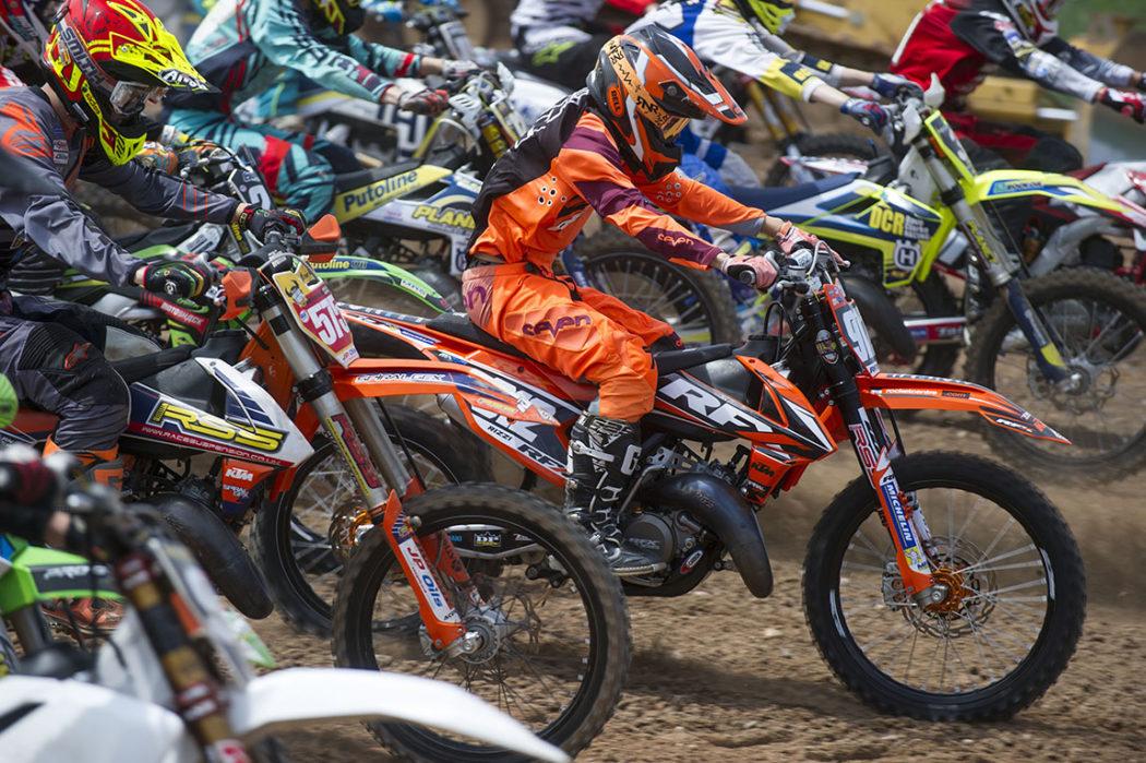 Capacity shake-up for ACU motocross