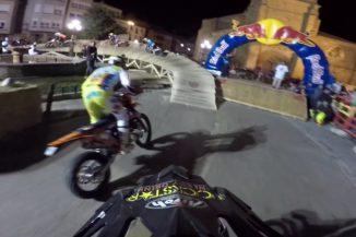 Billy Bolt's prologue run – Hixpania Super Enduro