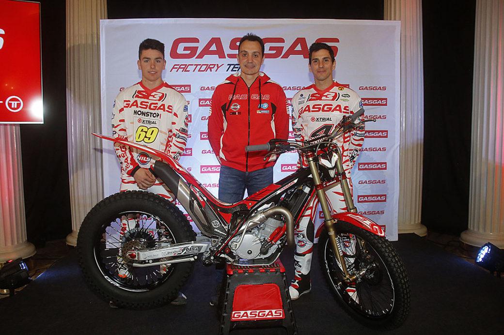 Jaime Busto and Jeroni Fajardo join Gas Gas