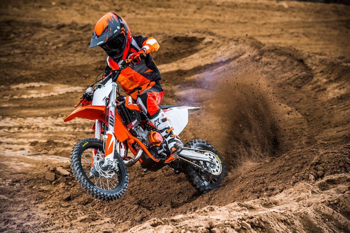 Ktm uk announce official youth motocross team - Moto cross ktm a colorier ...