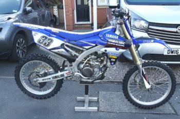 Yamaha 250f