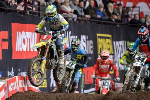 Motocross Events: w/e 21/01/2018