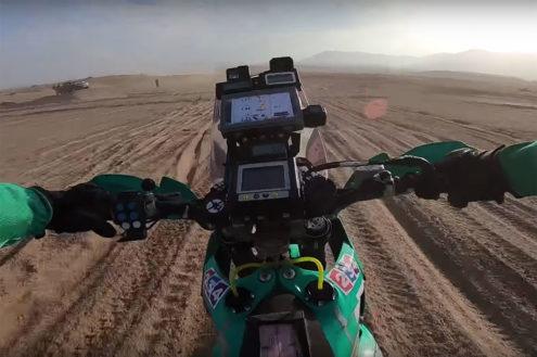 Riding the Dakar with Lyndon Poskitt – Episode 9