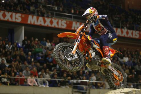 Cody Webb claims thrilling SuperEnduro World Championship win in Spain