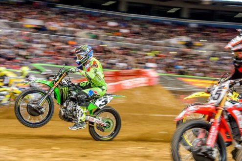 St. Louis Supercross highlights