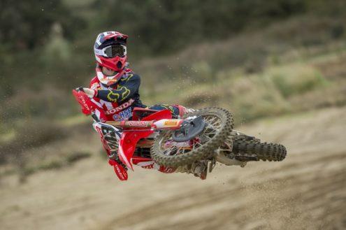 Tim Gajser returns to racing!