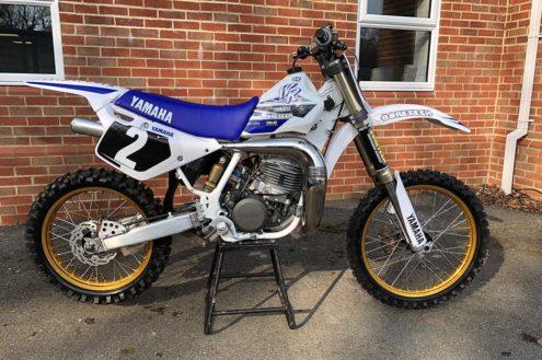 Take a look: 1992 Yamaha WR500