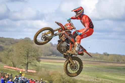 Race report: Culham – 2018 British Motocross Championship