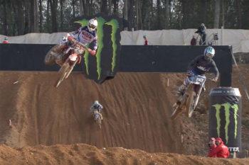 EMX250 Agueda Race 1 highlights