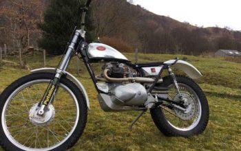 Take a look: Triumph 350cc