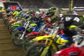 Minneapolis Supercross highlights