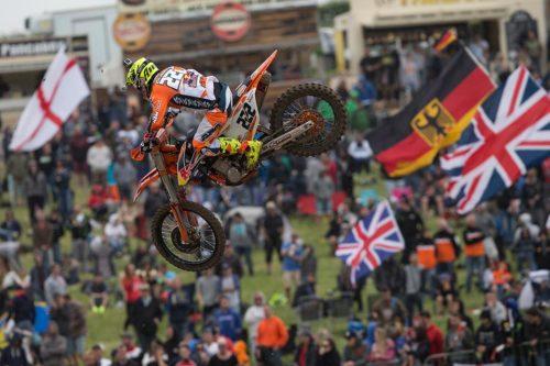 Tony Cairoli MXGP of Great Britain 2016 - Matterley Basin