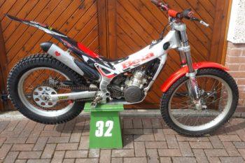 For Sale Beta 125cc Rev 3
