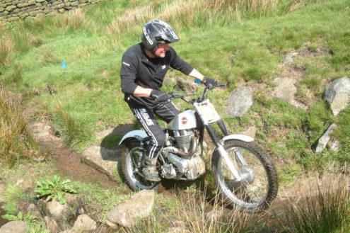 Dave Ingram - second Pre-Unit Springer class - Yorkshire Classic