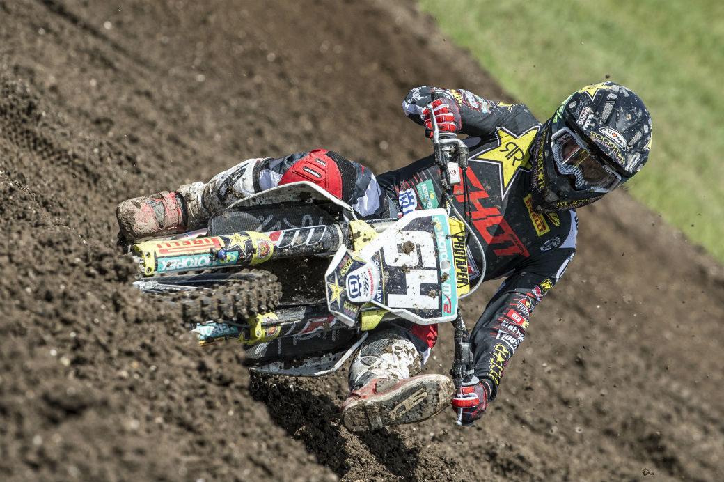 Thomas Covington fifth at Matterley