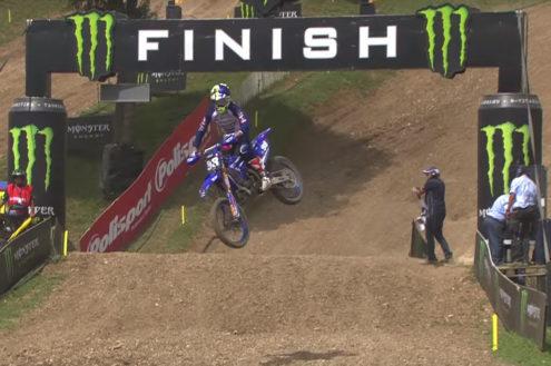 EMX125 France Race 1 highlights