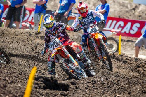 Marvin Musquin, Lucas Oil Pro Motocross - Thunder Valley 2018