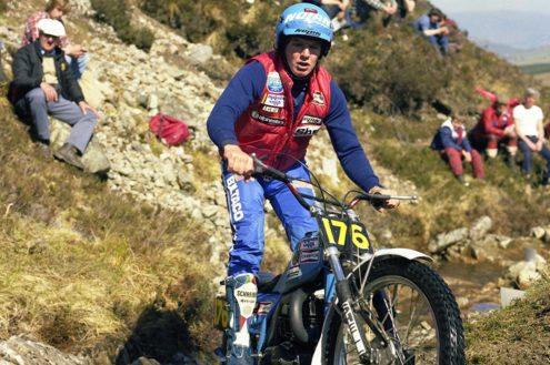 Catch trials icon Bernie Schreiber in action this weekend!