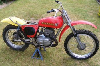 Bultaco Pursang 125 Mk.6  Mod.100  Restoration Project
