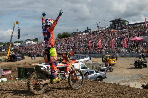 Jeffrey Herlings extends MXGP lead in France