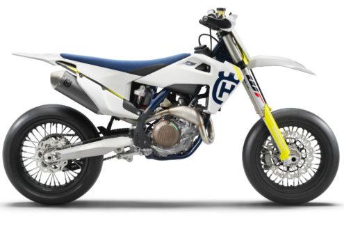 Husqvarna unveil 2019 FS 450 Supermoto
