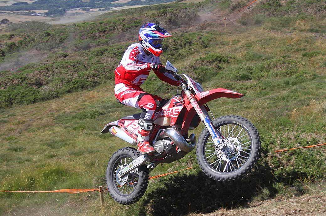 British Timecard Enduro Championship Isle of Man report