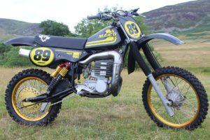 Take a look: Robert Smith's 1981 490 Maico