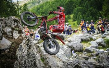 Jamie Busto, TrialGP 2018 - France