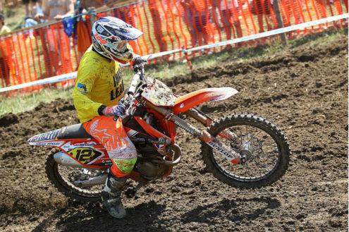 Ray Rowson, IMBA MX2 - Feldkirch