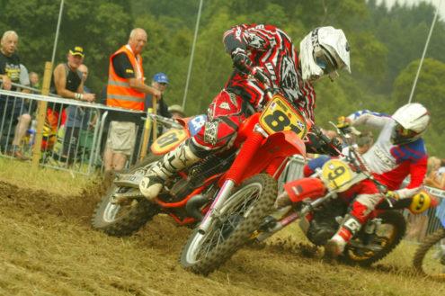 Scottish Grand National Motocross, Drumlanrig Castle