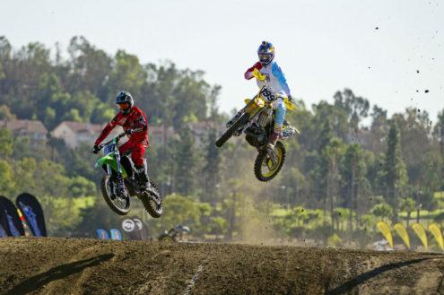 Josh Hansen and Travis Pastrana, Red Bull Straight Rhythm 2014