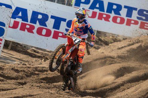 Jorge Prado injury – to miss MXGP of Great Britain