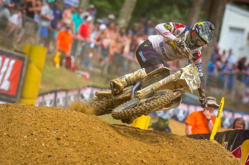 Jason Anderson, AMA Pro Motocross - Budds Creek National 2018