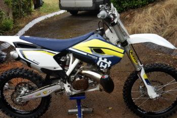 For Sale Husqvarna TC 250 Two Stroke
