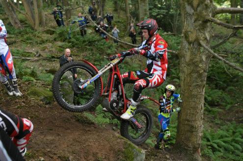 Dan Peace, British Trials Championship - John Hardaker Trial