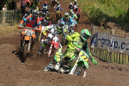 AMCA Motocross bumper entry set Brookthorpe – race preview