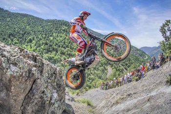 TrialGP 2019 dates - Toni Bou in action