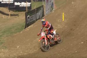 EMX250 Switzerland Race 1 highlights