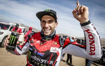 Kevin Benavides wins Atacama Rally