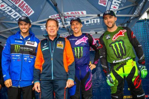 Team USA announce 2018 MXoN line-up