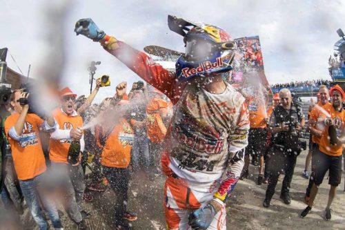 Jeffrey Herlings – 2018 MXGP World Champion