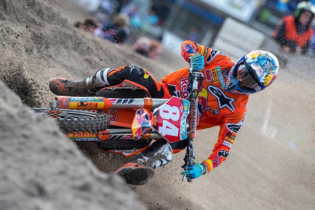 Jeffrey Herlings returns to MXGP in Russia