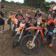 KTM UK expands motocross youth team