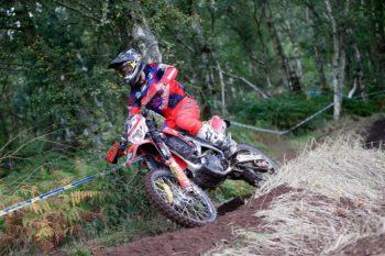 Josep Garcia takes early advantage at Hawkstone Cross-Country