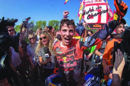 Jorge Prado MX2 World Champion: A Kid's Dream