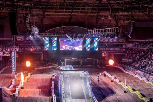Arenacross Tour, Belfast