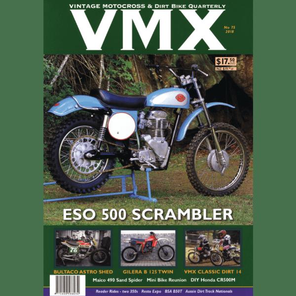 VMX Magazine issue 75