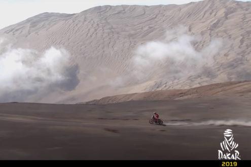2019 Dakar Rally route revealed