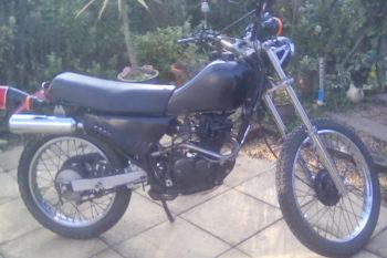 Suzuki dr125s PROJECT