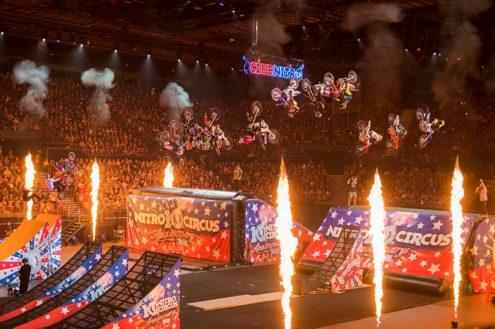 Win Nitro Circus UK Tour Tickets